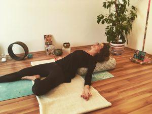 Restorative Yoga Soul Moments